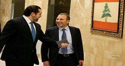 اتفاق الحريري-باسيل: البيئة للتيار من دون الثلث زائد واحد image