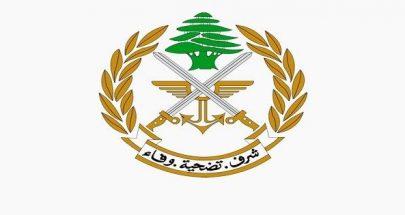 الجيش: مطلوب من سكان مخيم عين الحلوة سلم نفسه image