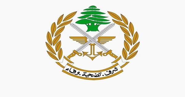 الجيش: لا إصابات مثبتة في صفوف عناصر وضباط هذا الفوج image