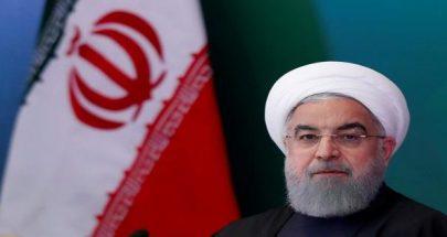 """روحاني يعلن استئناف الأنشطة الاقتصادية """"منخفضة المخاطر"""" image"""