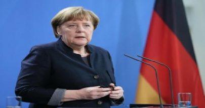 ميركل: تمديد التدابير التقييدية في المانيا حتى 19 نيسان على الأقل image
