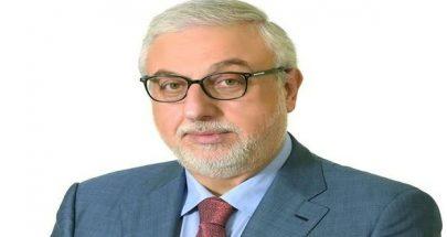 جهاد الصمد: لتكن الكارثة فرصة تجمع اللبنانيين حول وطنهم image