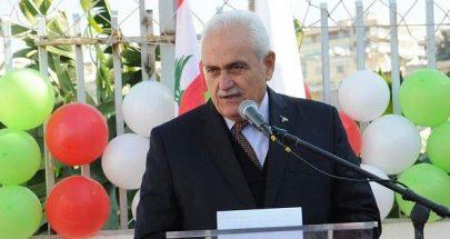 عسيران: الحرب الاقتصادية على لبنان لا تقل دمارا عما ارتكبته اسرائيل image