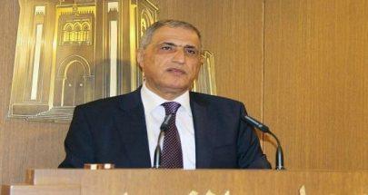 قاسم هاشم: لا انتخابات نيابية وفق القانون الحالي image