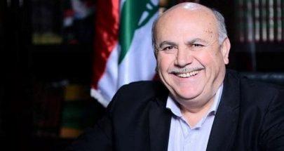 النائب حسين تمنى الشفاء للواء ابراهيم: يستحق كل تكريم وتقدير image