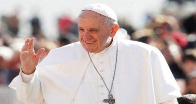 البابا يعلق على الانشغال بالهواتف على مائدة الطعام image