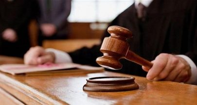 القاضي منصور تسلم ملف الإدعاء على سلامة وآخرين بجرم إساءة الأمانة image