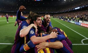 برشلونة يتفق مع لوتارو للانتقال بشرط واحد image