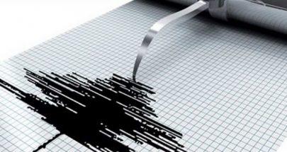 زلزال بقوة 5.2 على مقياس ريختر يضرب شرق تركيا image