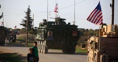 """استهداف رتل للقوات الأميركية قرب حقل """"العمر"""" النفطي شرقي سوريا image"""