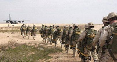 حالة تأهب قصوى للقوات الأميركية في العراق image