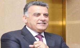 اللواء إبراهيم في بيروت.. ويستأنف أعماله بعد الحجر image