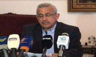 سعد: في ذكرى مجزرة قانا نحيي باعتزاز أرواح الشهداء والشعب الصامد المقاوم image