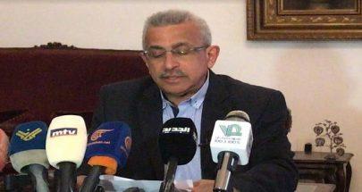 أسامة سعد: الطبقة السياسية مرتهنة للخارج image