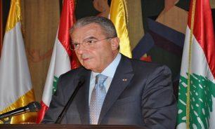 الخازن: مساعي اللواء ابراهيم هي الفرصة الأخيرة لإبعاد لبنان عن الهاوية image