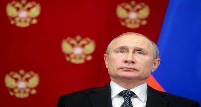 """بوتين يدعو لعقد لقاء لـ """"خماسية"""" مجلس الأمن الدولي بمشاركة برلين وطهران image"""