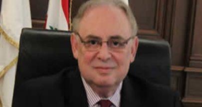 بستاني: بالأمس وضع الرئيس عون النقاط على الحروف image