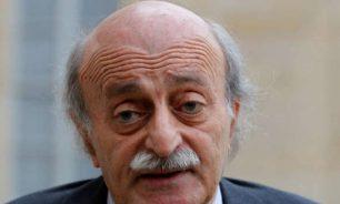 جنبلاط: صفقة قرن ثانية تلوح في الافق توازي الاولى في خطورتها في تدمير لبنان image