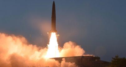كوريا الشمالية تطلق مقذوفا مجهولا في اتجاه بحر اليابان image