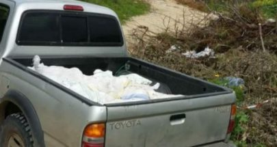 القوى الامنية اوقفت شاحنة محملة دجاج نافق في كفتون image
