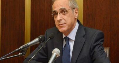 حلو: ايها اللبنانيون ارفعوا الدعم السياسي عن المسؤولين image
