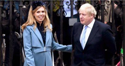 """خطيبة رئيس وزراء بريطانيا حامل.. ماذا فعلت بعد إصابته بـ""""كورونا""""؟ image"""