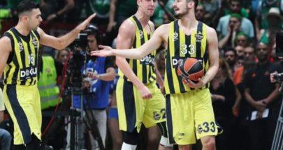 فيروس كورونا يضرب نادي فنربخشه التركي لكرة السلة image
