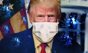ترامب يعترف بإخفاء الحقيقة حول كورونا image