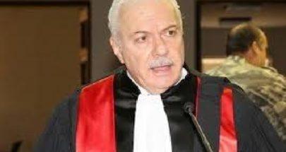 القاضي عبود وخلف واستعادة العمل لدى المحاكم والدوائر القضائية بينهما image