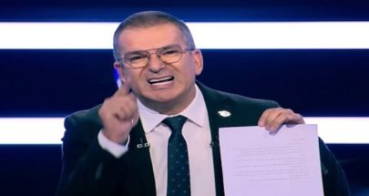 """طوني خليفة رداً على وزير الصحة: """"مين قال ان أرواحكن أغلى من أرواحنا؟"""" image"""