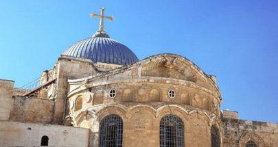 للمرة الاولى منذ 100 عام... كنيسة القيامة في القدس مغلقة في عيدها! image