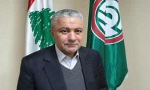محمد نصر الله: الفاسدون والسارقون جبهة واحدة مع اسرائيل image