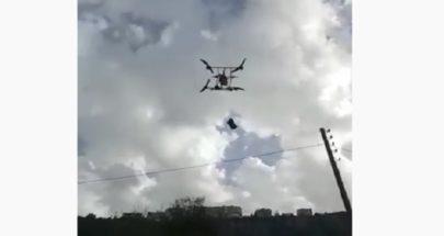 """تجربة فريدة من نوعها... دوريات """"Drone"""" في العبادية! image"""