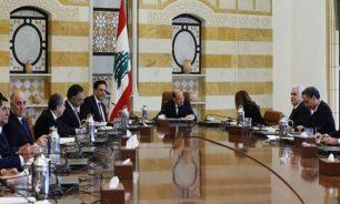 مجلس الوزراء تابع في جلسة اليوم البحث في مشروع برنامج الإصلاح المالي image