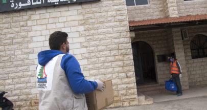 اليونيفيل: هبة لمحاربة الفيروس الى بلدية بلدية الناقورة image
