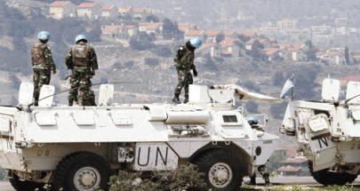 اليونيفيل يفتح تحقيقا لمعرفة ملابسات حادث احتجاز جيش العدو سبع بقرات image