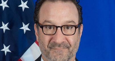 شينكر: الولايات المتحدة ستستمر في فرض العقوبات ضد حزب الله وحلفائه image