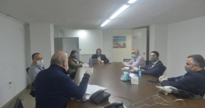 اجتماع لمسؤولي اللجان الطبية في الاحزاب بدعوة من التيار الوطني الحر image