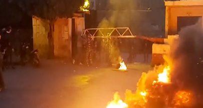 اشكال في طرابلس... أهالي الموقوفين الاسلاميين حاولوا إقتحام السراي image