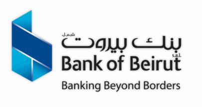بنك بيروت: فروعنا كافة جاهزة لاستقبال عملائنا في هذه الايام... image