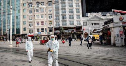 أكثر من مئة وفاة في تركيا بفيروس كورونا image