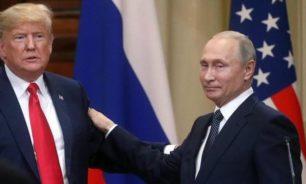 بوتين وترامب بحثا التعاون في ملفي كورونا والنفط image