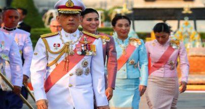 """بسبب كورونا.. ملك تايلاند """"يحجر"""" على نفسه مع 20 من صديقاته في فندق بألمانيا image"""