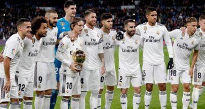 انتهاء الحجر الصحي على لاعبي ريال مدريد.. ماذا بعد؟ image