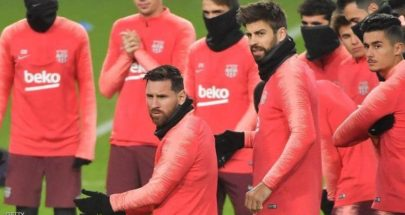 لاعبو برشلونة يعلنون رفضهم تخفيض أجورهم image