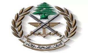 الجيش: تمارين تدريبية في مناطق عدة image
