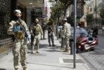 الجيش: إجراءات لمنع التجول اعتبارا من مساء اليوم image