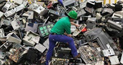 النفايات الإلكترونية... ثلاثة ملايين طن تلوث البيئة العربية سنوياً image