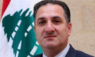 حواط اطلع دياب على خطة وزارة الاتصالات لمستقبل شركتي الخليوي image