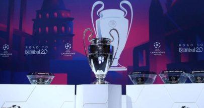 """اليويفا يعلق مباريات دوري أبطال أوروبا """"حتى إشعار آخر"""" image"""